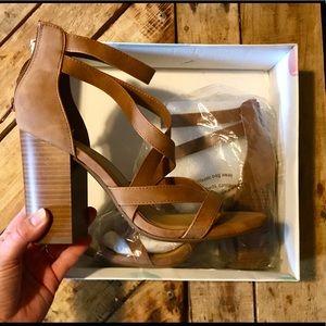 Brand New Strappy Heels